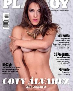 Coty Lvarez In Playboy Argentina 03 2015 Part