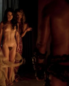 Gwendoline Taylor Naked In Spartacus War Of The Damned
