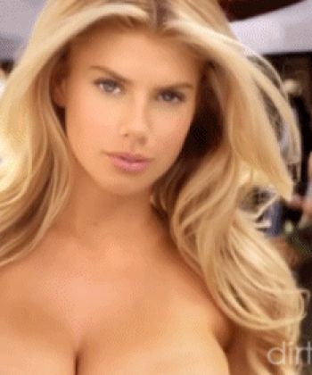 Charlotte Mckinney the All Natural Burger Ad