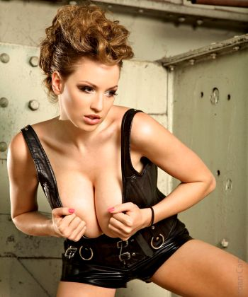 Jordan Carver Factory Fetish
