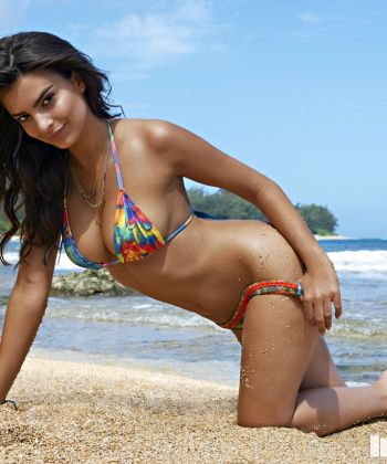Emily Ratajkowski 2015 Sports Illustrated Swimsuit