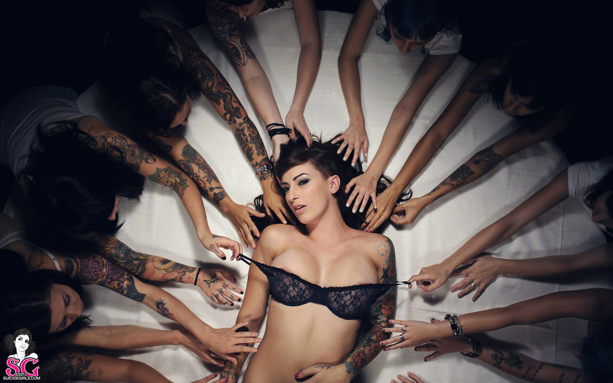 suicide girls hard core