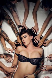 Aisline Suicide Girls In Touch