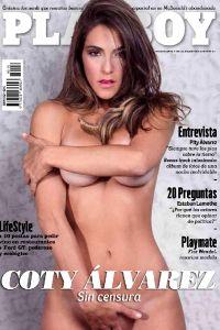 Coty Lvarez In Playboy Argentina 03 2015 Part