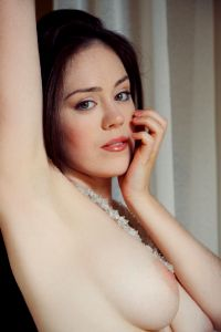 Fabulous Glamour Babe Annis – Cute Sexy And Porcelain Skin – Enjoy