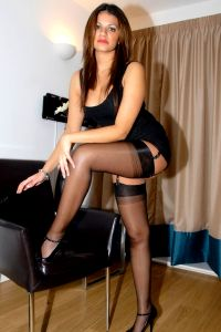 Fully Fashioned Nylons