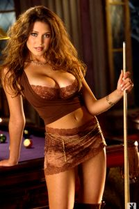 Miriam Gonzalez Playmate Of The Month March 2001