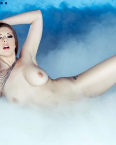Jessi Junes Nude Erotic Pictures At Playboy Plus