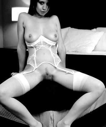 Seamed Stockings